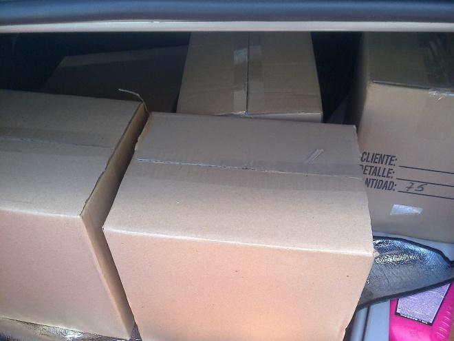 @musichicos: ¿Qué esconderán estas cajas?